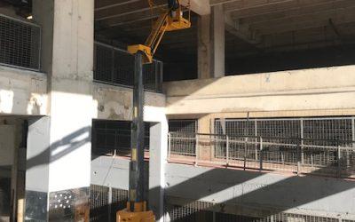 Installation et pose de filet contre les pigeons à Marseille 13 003 dans une société
